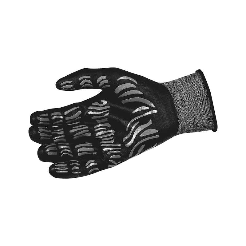 Gant de protection en nitrile Tigerflex Plus - GANTS TIGERFLEX PLUS T6