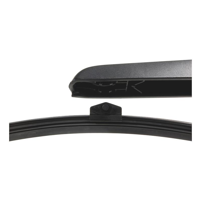 Car rear windscreen wiper - WSCRNWPR-CAR-REAR-(TYPE-A)-H307-300MM