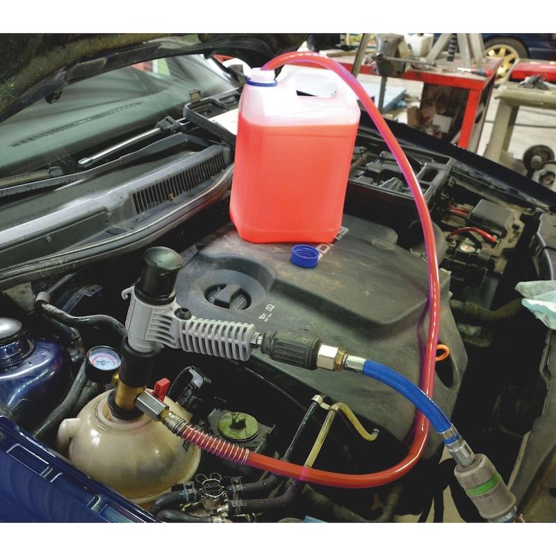 Kühlsystem-Vakuum-Befüllgerät mit Befüllpistole - 2