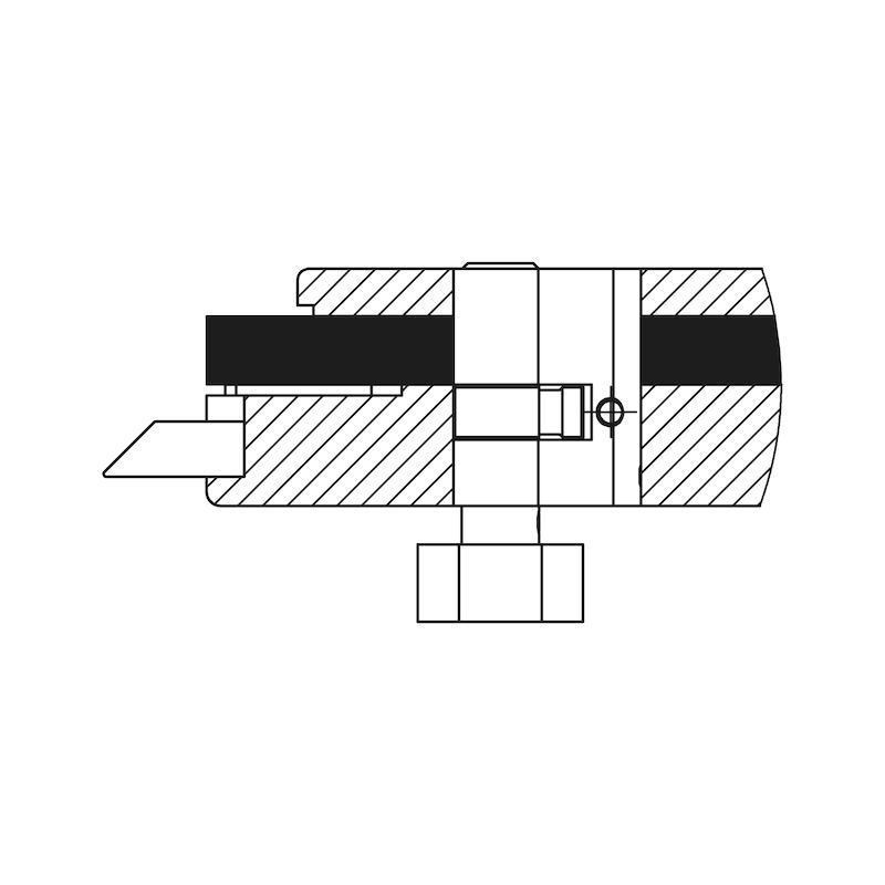 WC Knaufzylinder - 3