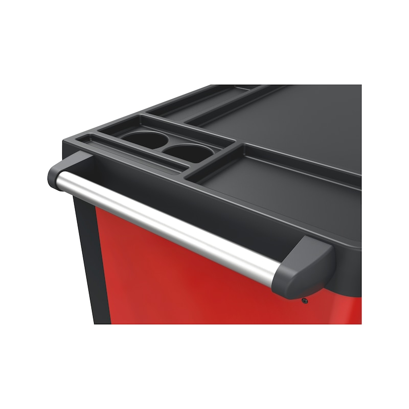 Gereedschapswagen Basic 8.8 - GEREEDSCHAPSWAGEN BASIC 8.8 RAL7047