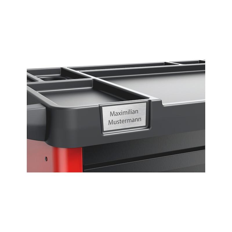 System-Werkstattwagen Basic 8.4 - WRKSTWG-BASIC-8.4-7SL-RAL3020