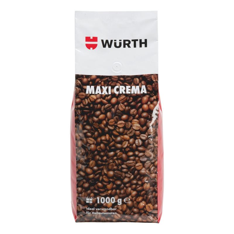 Kaffee Maxi Crema - 1
