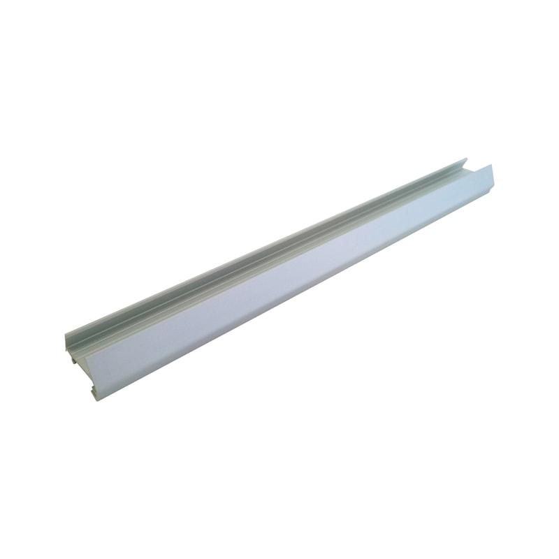 LED-Unterbauprofil UBP-2   zum Anschrauben/Anclipsen - 1
