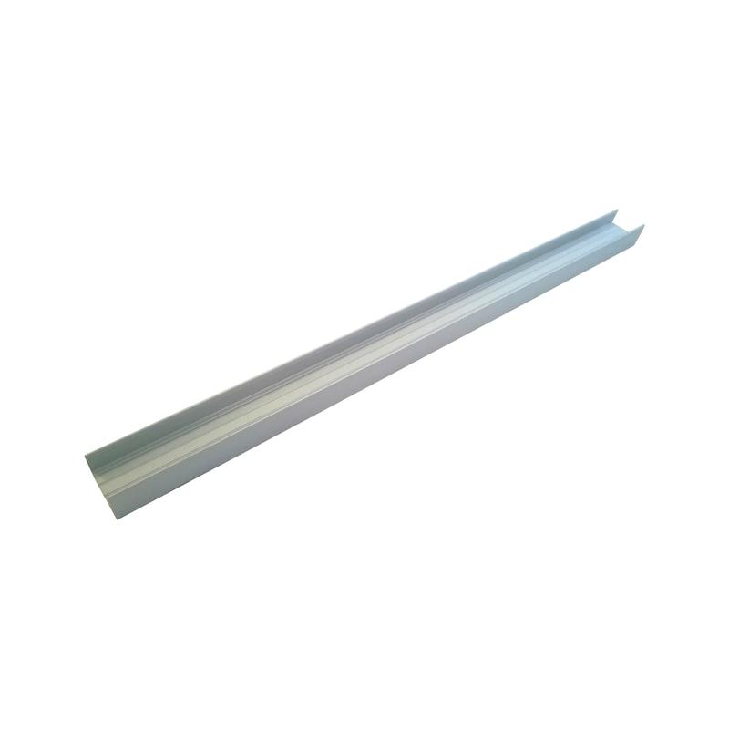 LED-Ein-/Unterbauprofil EUBP-1  - 1