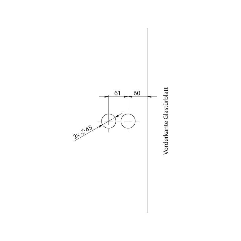 Standflügel-Set Form A lang - 5