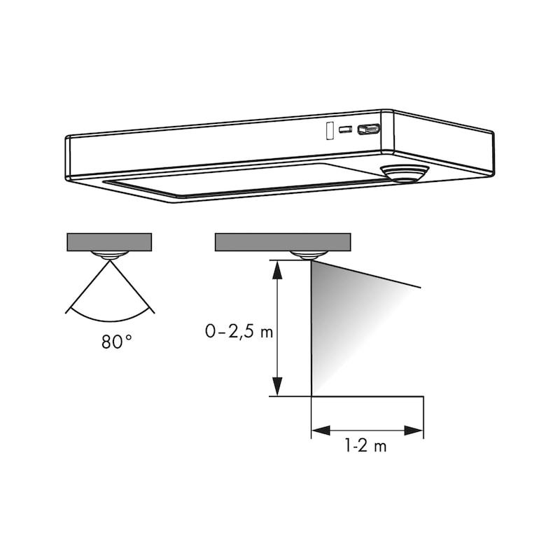LED-Sensorleuchte SL-12-2 - 3