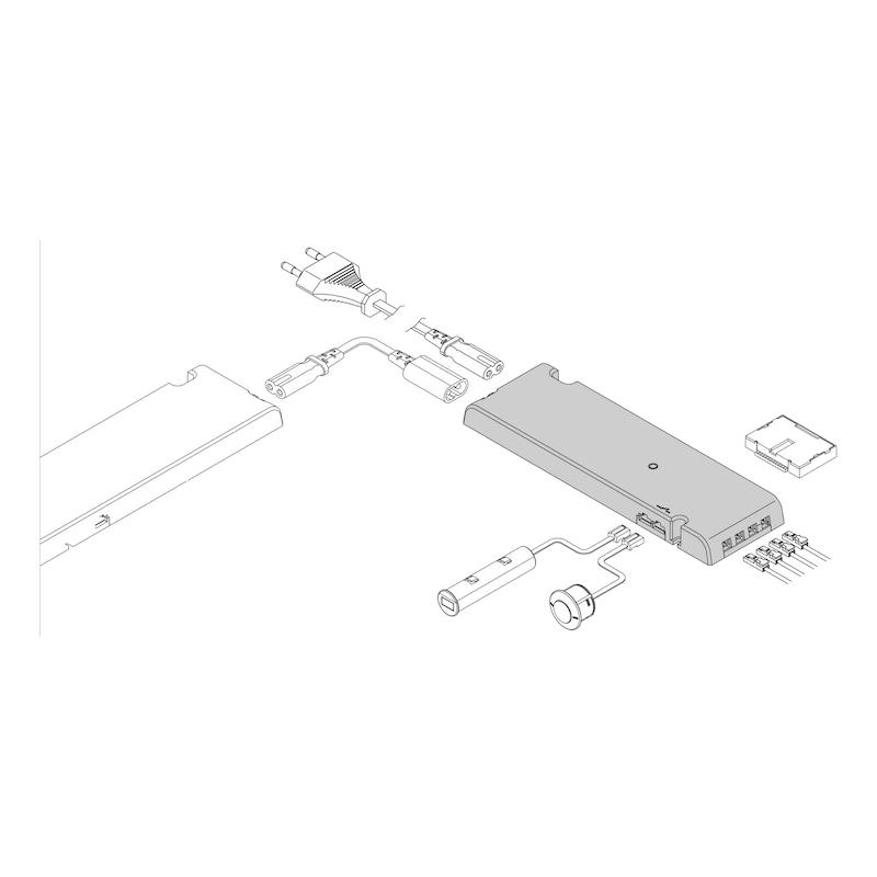 LED-Transformator LED-T-12-5 - 2