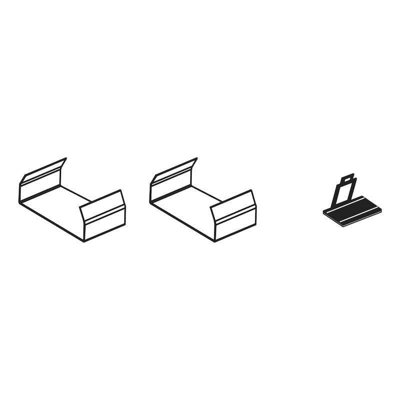 Befestigungsclip-Set zu EUBP-1