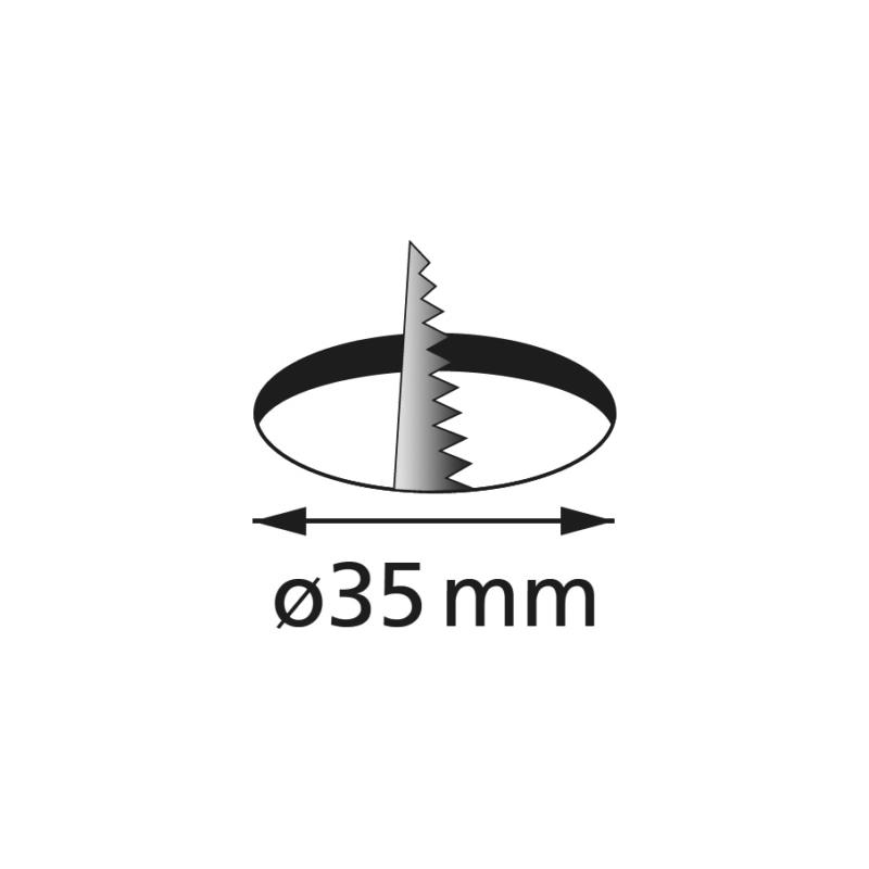 LED-Einbauleuchte EBL-24-8 - 4