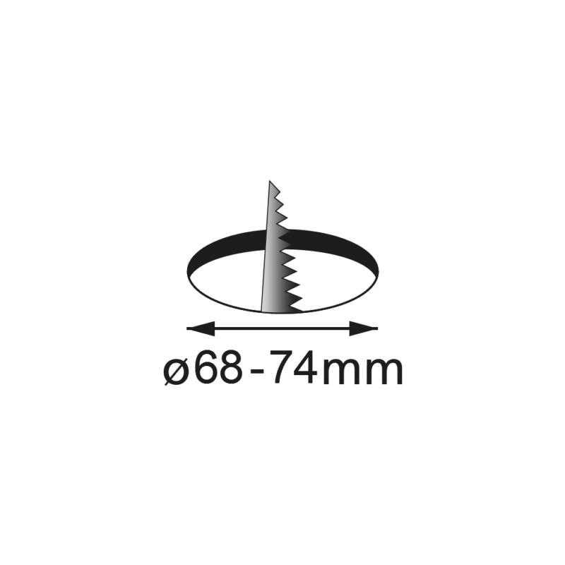 LED Aufbauleuchte Typ E - 5