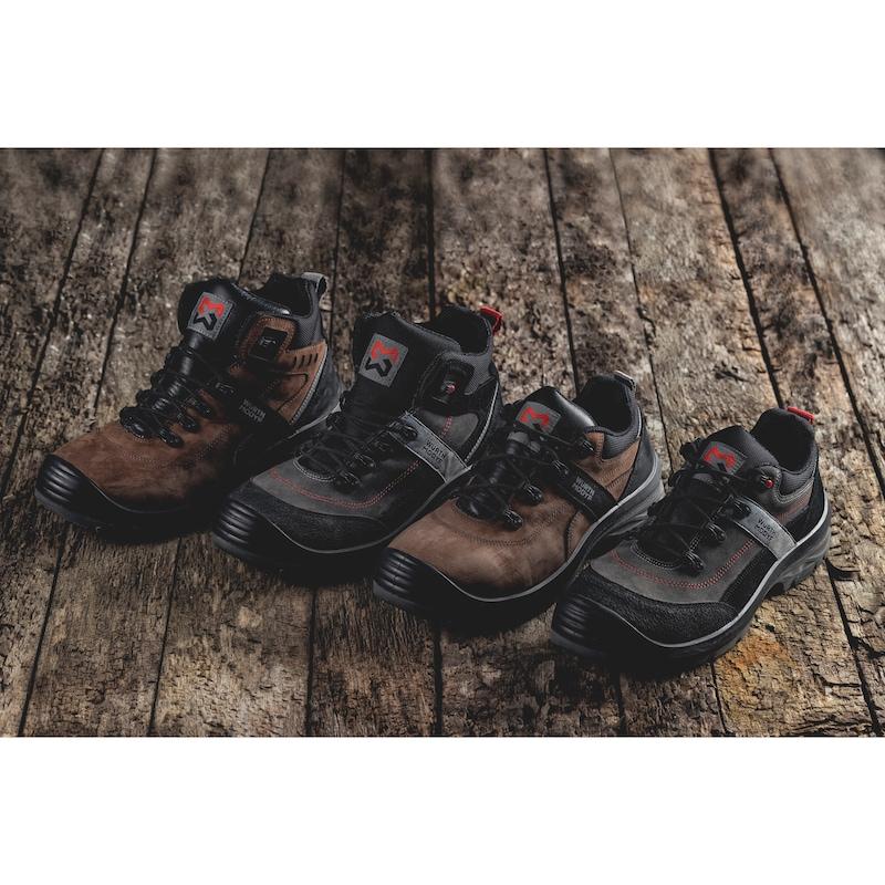 Chaussures de sécurité Corvus S3, daim - 3