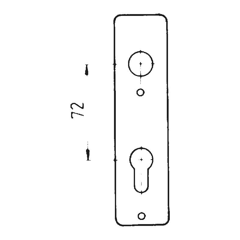Wechselgarnitur PZ AL 100/AL 20 - 3