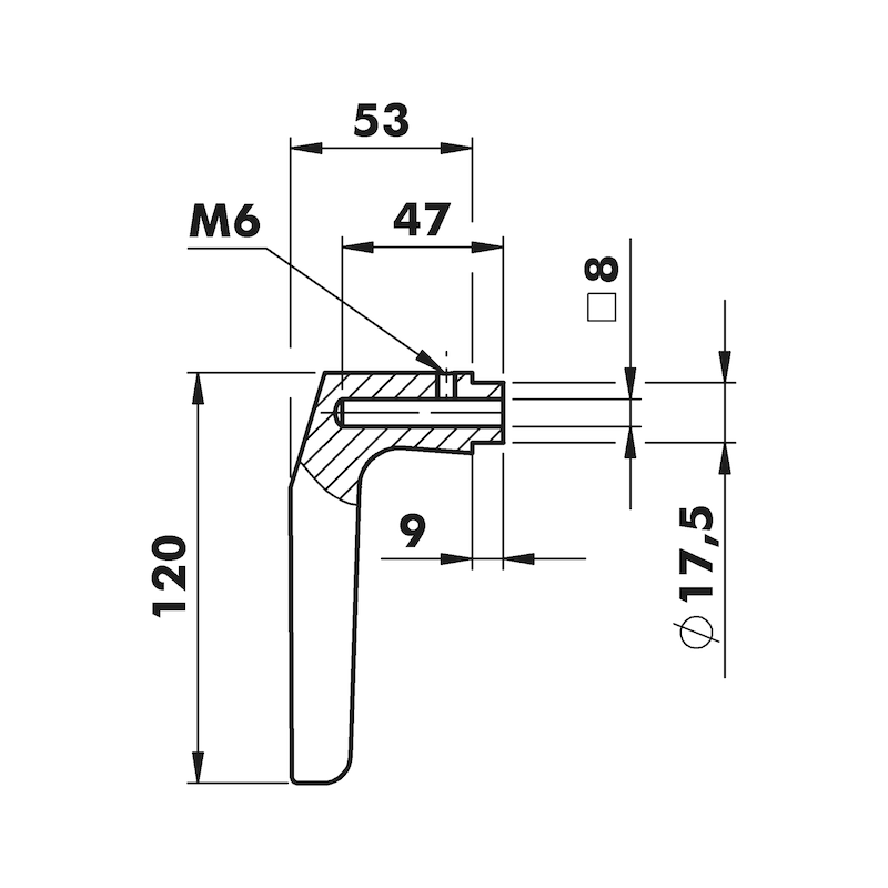 Wechselgarnitur PZ AL 100/AL 20 - 2