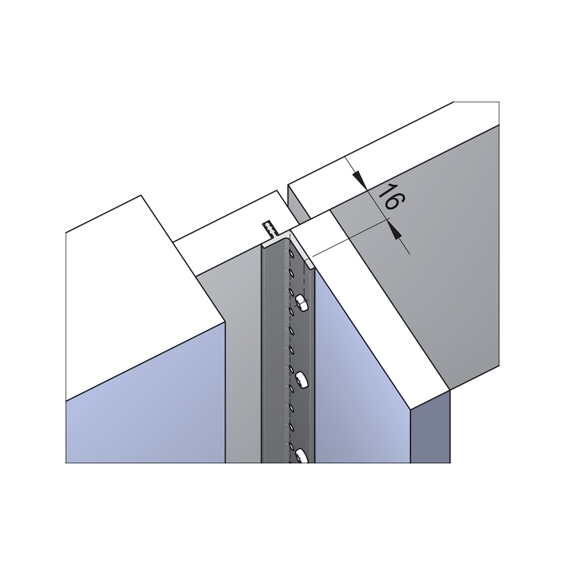 Verbindungsprofil Fixxxit - 3