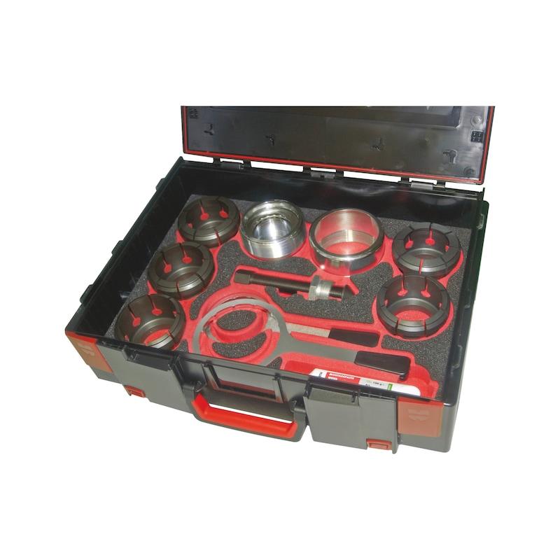 Kit d'extracteur pour cage intérieure de roulement Ø 60 à 80 mm - 1