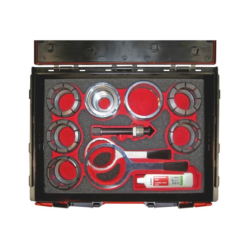 Kit d'extracteur pour cage intérieure de roulement Ø 60 à 80 mm - 2