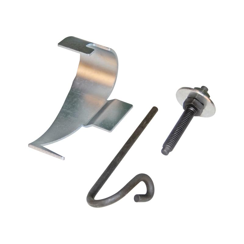 Jeu d'outils pour courroie élastique Ford Fiesta - 2