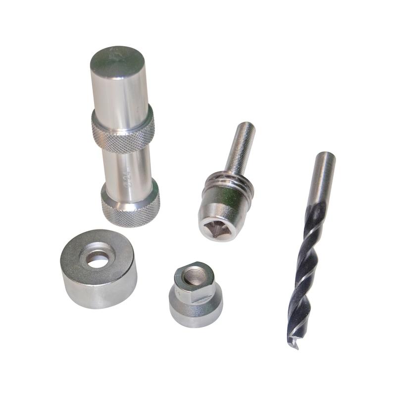 Kit d'outils pour capteur de stationnement Opel/Vauxhall - 2