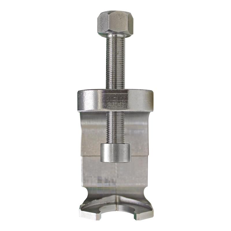Estrattore per braccio dei tergicristalli con forcella regolabile - 3