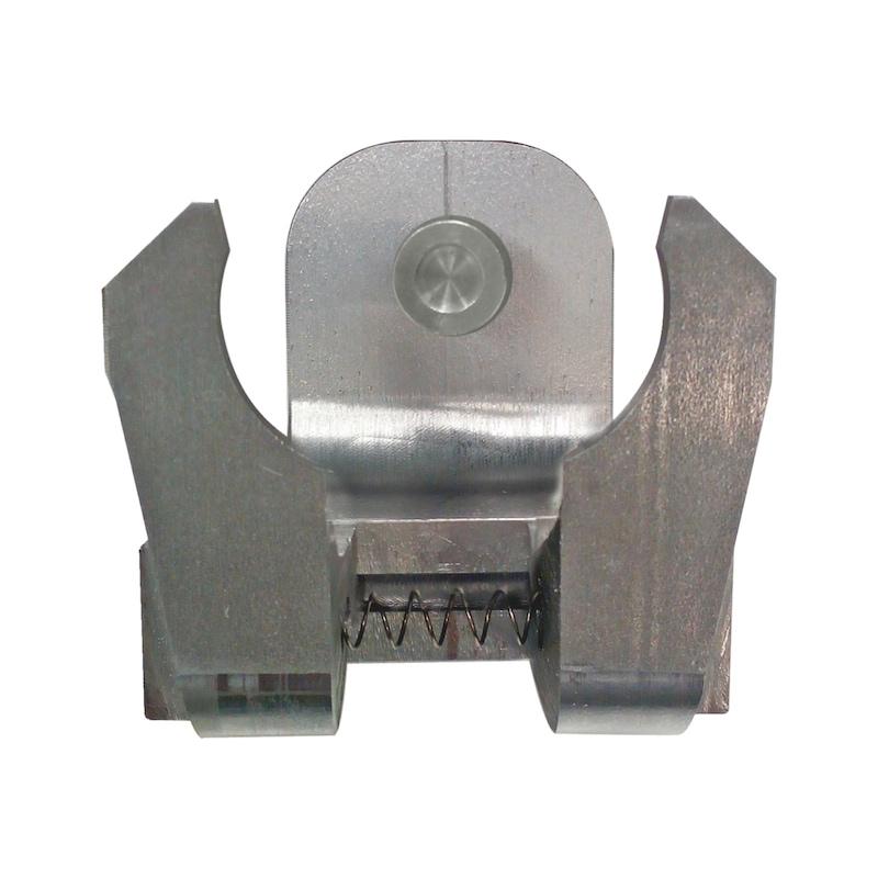Estrattore per braccio dei tergicristalli con forcella regolabile - 6
