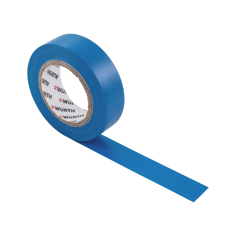 Electrical insulating tape - INSUTPE-EL-BLUE-15MMX10M