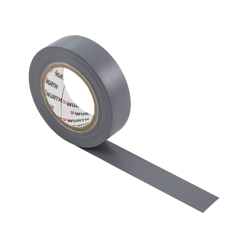 Electrical insulating tape - INSUTPE-EL-GREY-15MMX10M