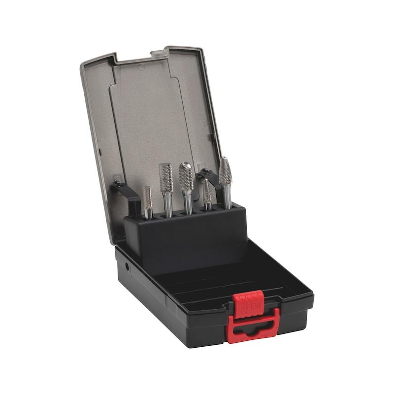 Hartmetall Frässtift Sortiment Zahnung MZ - 1