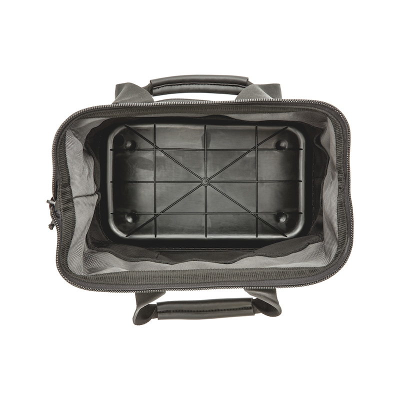 Saco de ferramenta com base em plástico - SACO P/ FERRAMENTAS PRO MINI FP