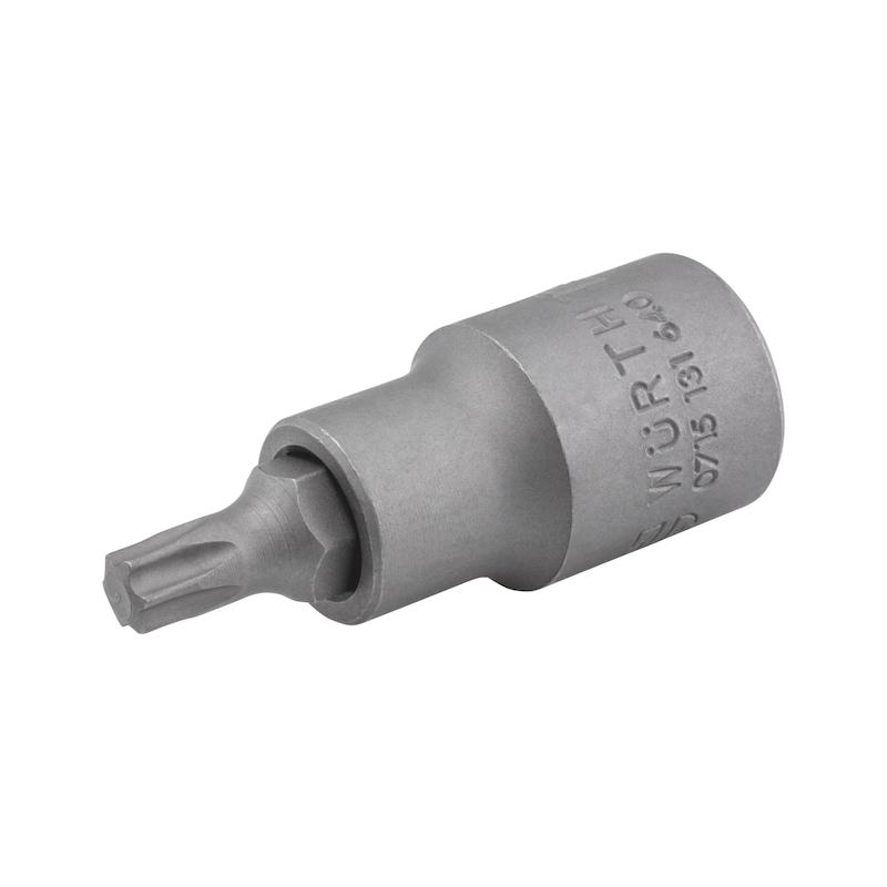 1/2 Zoll Steckschlüsseleinsatz - STESHSL-1/2ZO-TX47-55MM