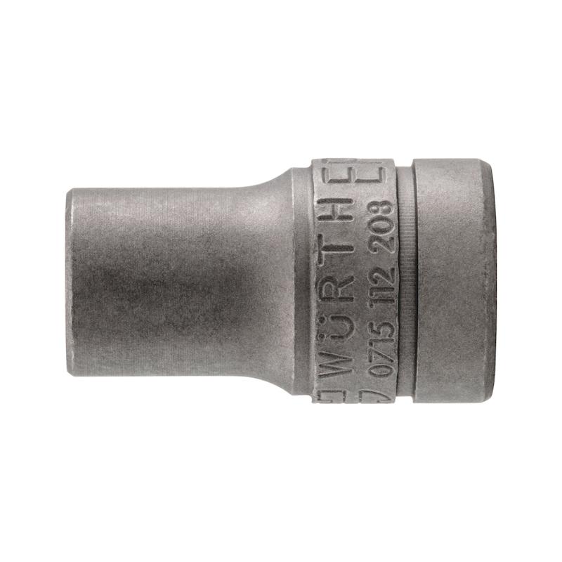 1/4 Zoll Steckschlüsseleinsatz TX Plus - STESHSL-1/4ZO-TX4EP-25MM