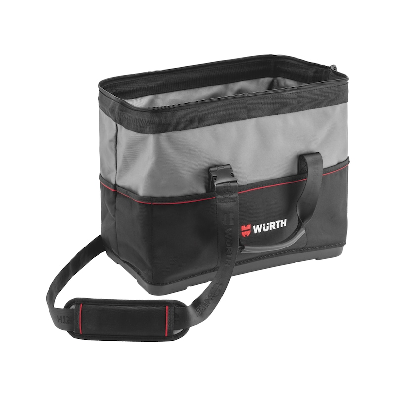 Tool bag with plastic base - 5