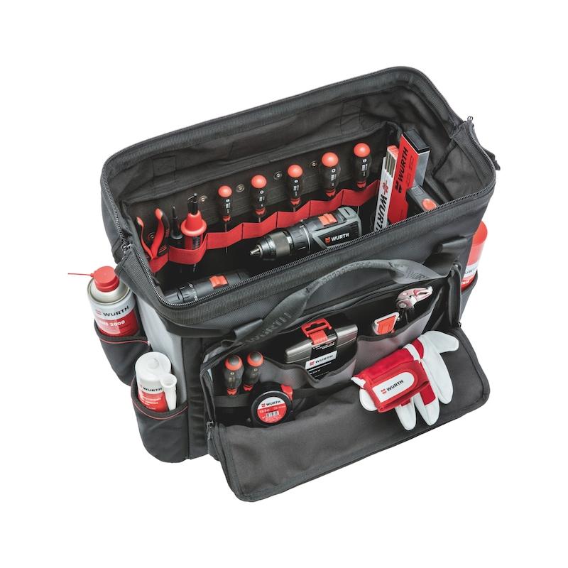 Werkzeugtasche mit Rollen - 2