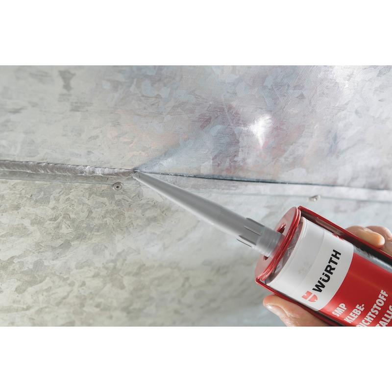 SMP Klebedichtstoff METALLIC - 2