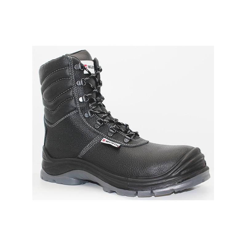 Vysoká bezpečnostná obuv S3 - TOPANKY BEZP ZIMNE S3 (SOLDIER) V45