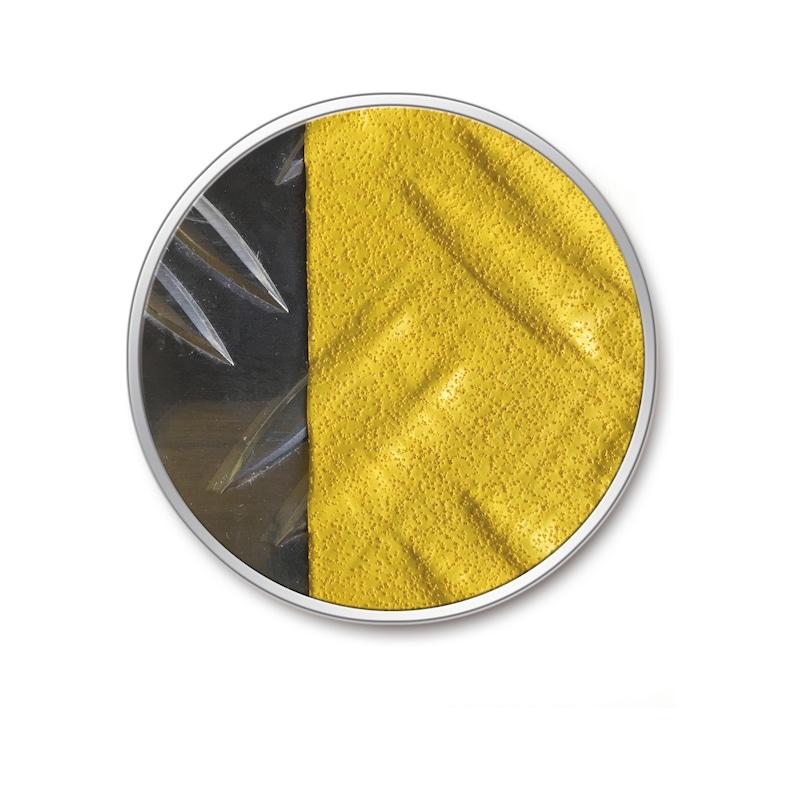 Warnmarkierungsklebeband Antirutsch aluminium-kaschiert - 2