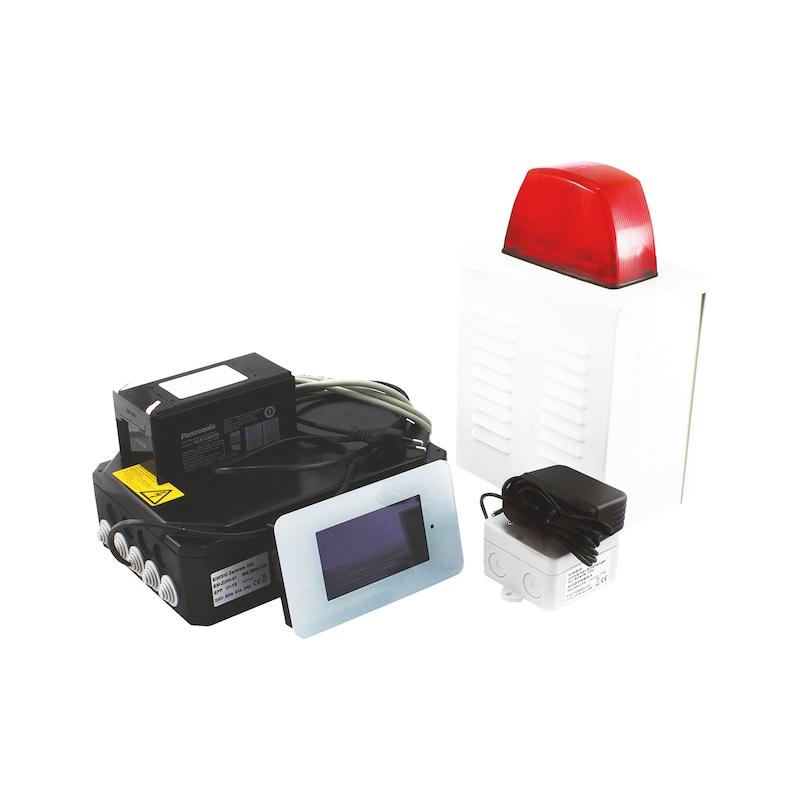 Fenstersicherung W-FS PRO Set - 1