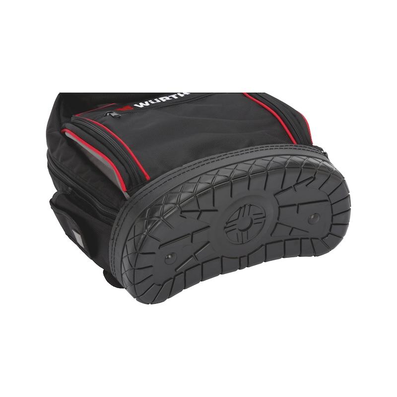Werkzeug-Rucksack mit wasserdichter Bodenschale - 2