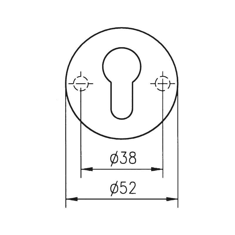 Wechselgarnitur PZ AL 130/ AL 30 - 3