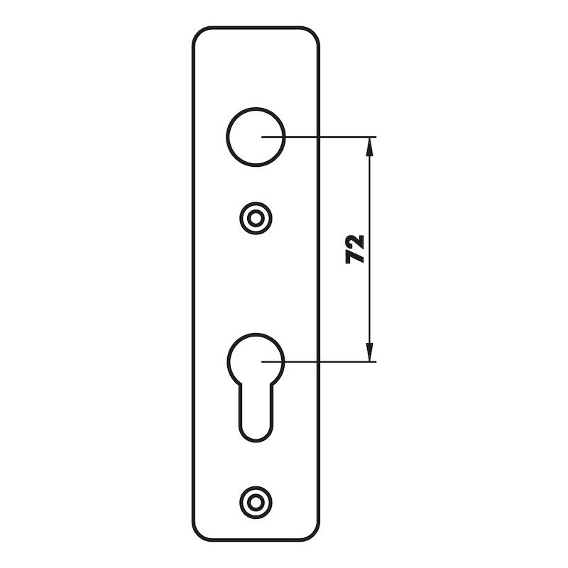 Wechselgarnitur  AL 200/AL 11 - 3