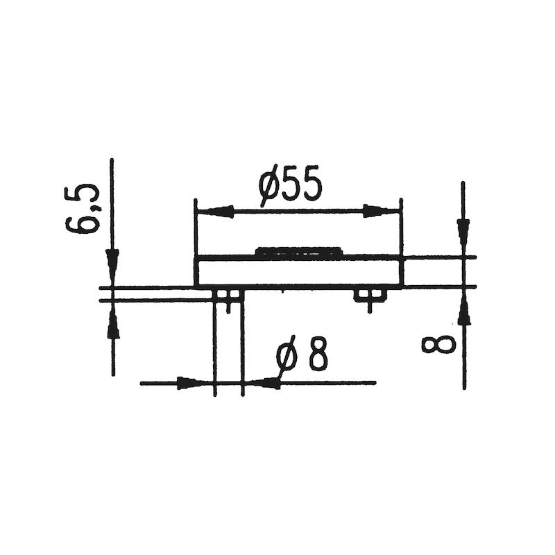 Türdrücker A 303 - 4