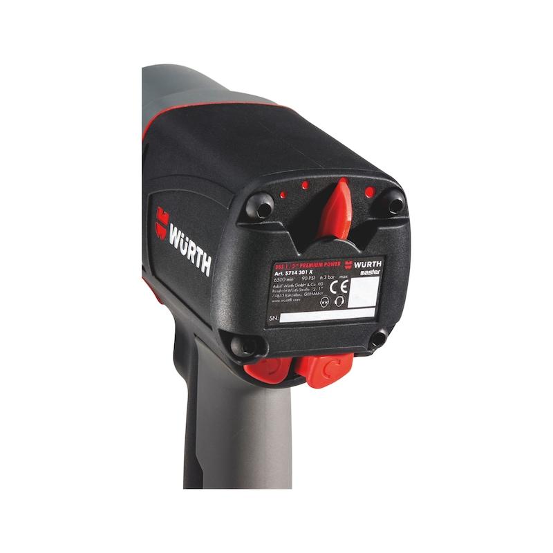 "Avvitatore a impulsi pneumatico DSS 1/2"" Premium Power - 2"