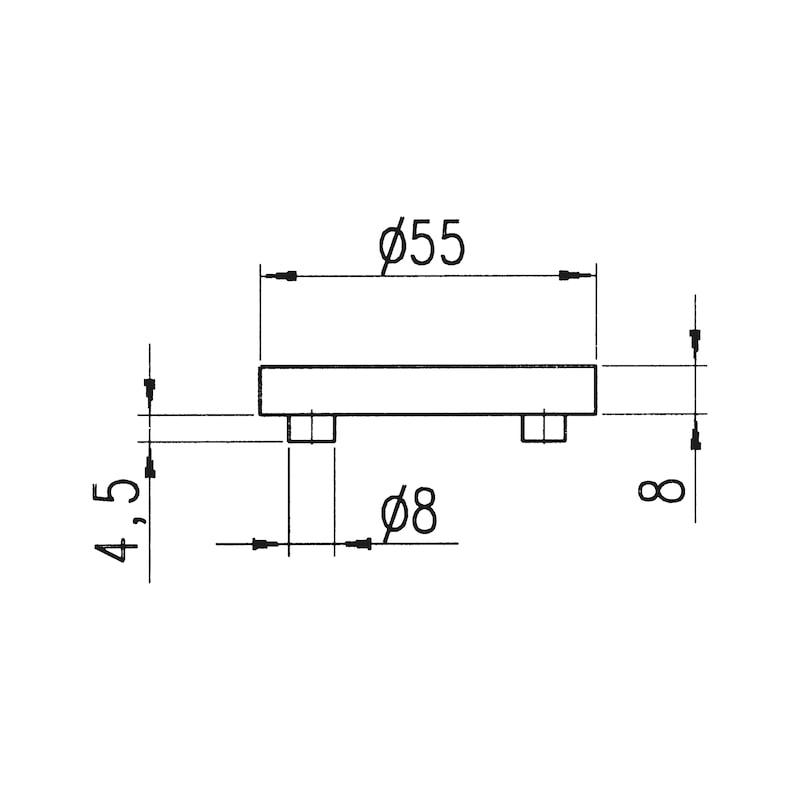 Türdrücker  A 503 FS - 3