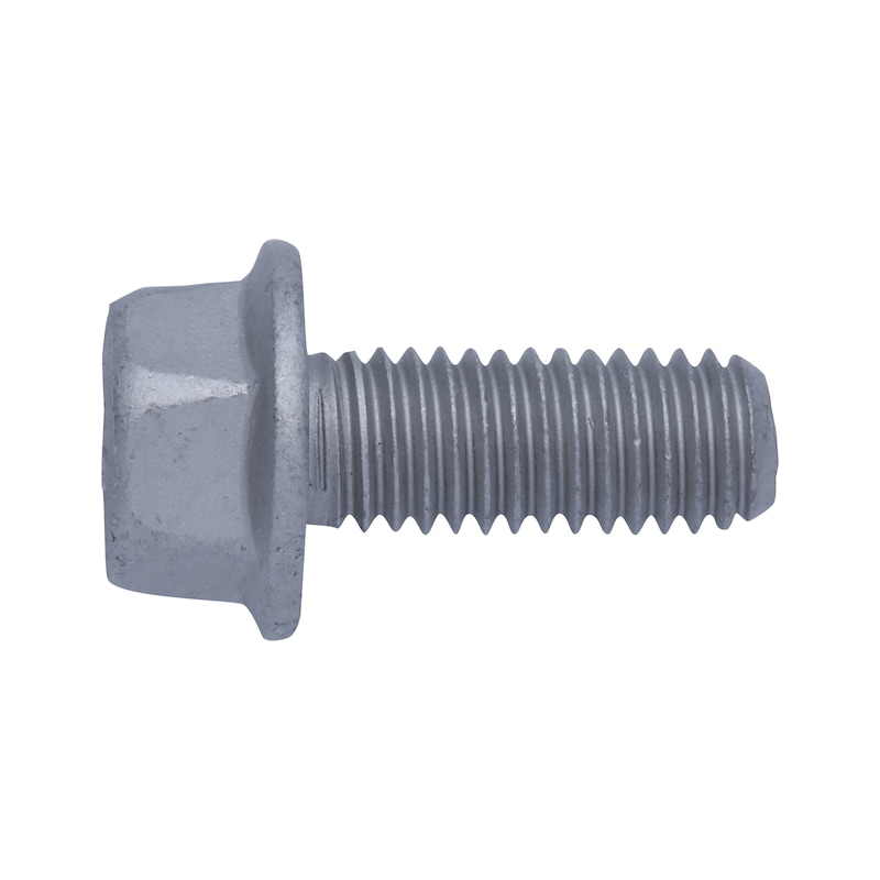Steel 10.9 flake zinc silver - (11)フランジボルト10.9 8X20 ジオメット