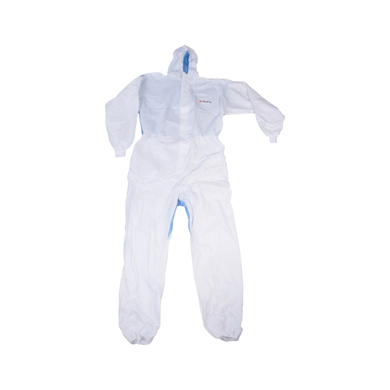 Tuta di protezione monouso, traspirante - 2