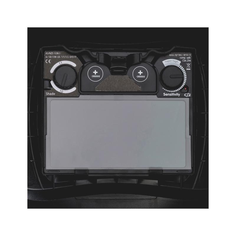 Automatik-Schweißerhelm WSH III 10-11 - 4