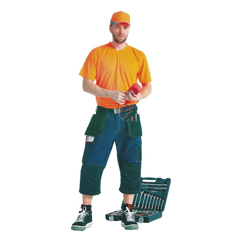 Työshortsit Pirate-housut