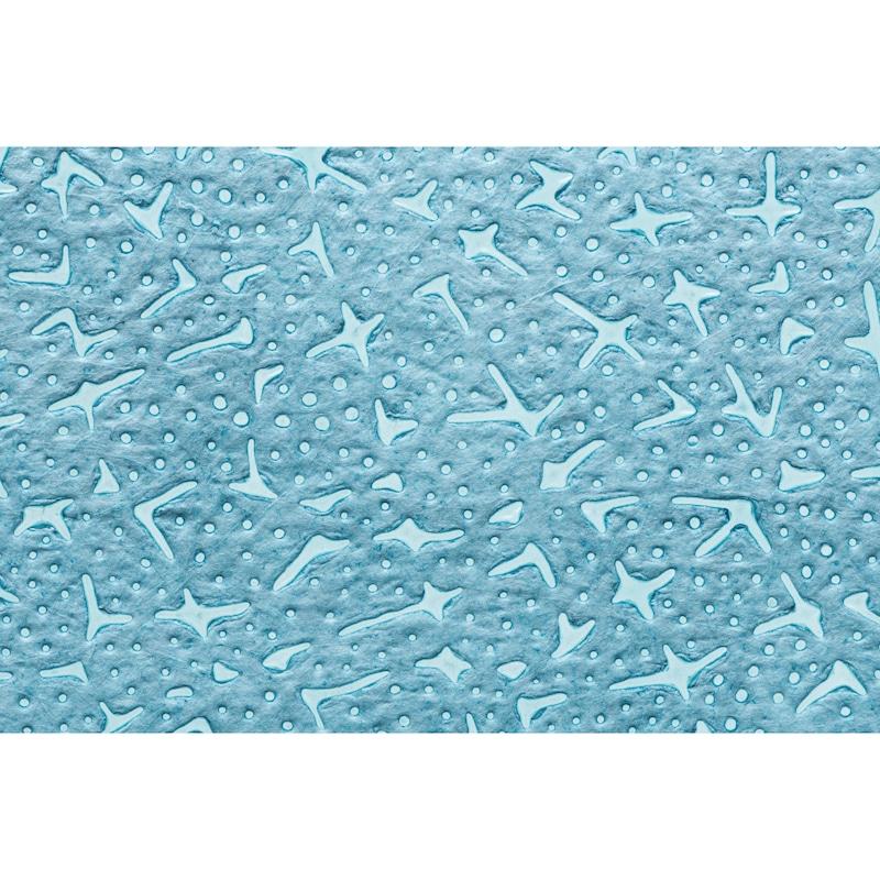 Reinigungstuch Tex-Wipe - REINIGTUCH-SPEZIAL-BLAU-ROLLE-500BLATT