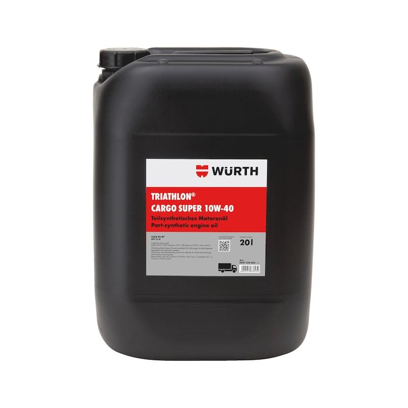 Motoröl TRIATHLON<SUP>®</SUP> Cargo Super 10W-40