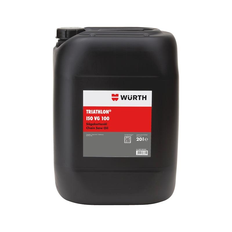 Sägekettenöl TRIATHLON<SUP>®</SUP> ISO VG 100